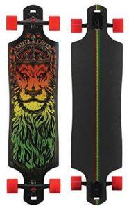Santa Cruz Lion God Rasta
