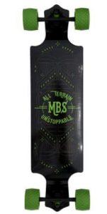 MBS All-Terrain Longboard for college