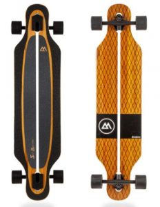 Magneto Slot Machine Longboard Skateboard