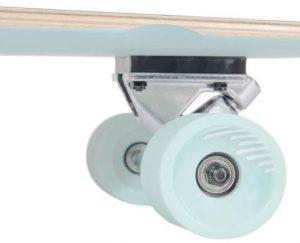 Retrospec Zed Bamboo Longboard Skateboard wheerl