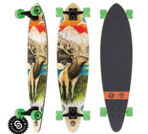 Sector 9 Stag Swift Longboard Complete