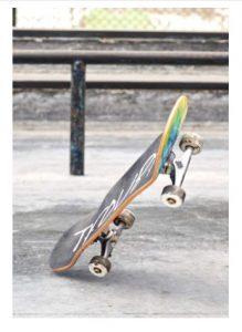 """Trouble 9"""" x 33"""" Skateboard Grip Tape Sheet Bubble Free Skateboard Griptape Black (SB1)"""