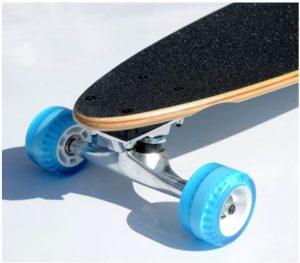 Atom Pin-Tail Longboard wheels