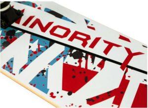 MINORITY longboard review