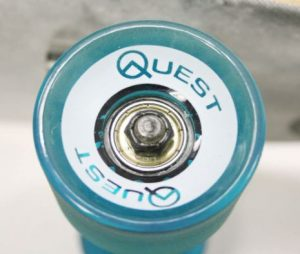 Quest Fishtail Cruiser Board Skateboard