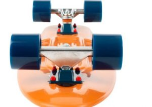 """Retrospec Quip Skateboard 22.5"""" Classic Retro"""