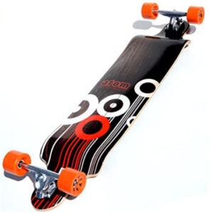 Atom Drop Deck Longboard