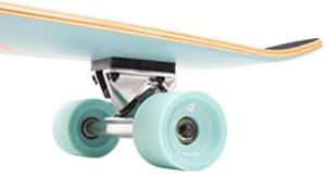 Retrospec Zed Longboard Pintail Bamboo Long Board Skateboard