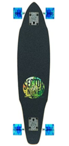 Sector 9 Chamber Drop Through Flush Mount Complete Skateboard, Assorted