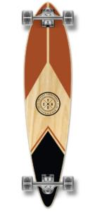 Yocaher Earth Series Complete Skateboards Longboard